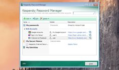 kaspersky password manager Free And The Best Password Manager For Windows, Mac, Android And iPhone