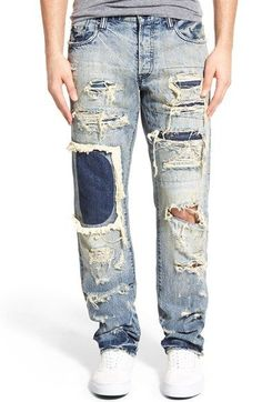 7ad9d4bac5 PRPS  Barracuda  Straight Leg Jeans (Costus)