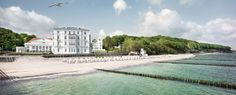 Grand Hotel Heiligendamm, a Leading Hotel of the World