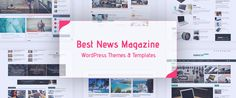 So if you also decided to create a modern magazine website in WordPress, these wonderful WordPress news magazine themes are perfect to pick and start your website.