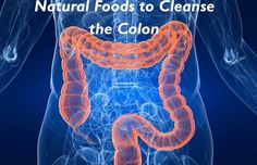 My Health: Top 10 Foods To Cleanse Colon.