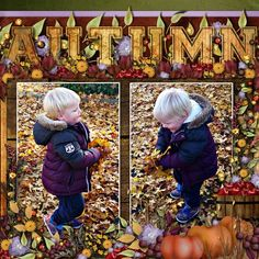 Layout by Janet. Products by Elizabeth's Market Cross: Falling for Autumn http://scrapbird.com/designers-c-73/d-j-c-73_515/elizabeths-market-cross-c-73_515_513/falling-for-autumn-p-14705.html And Flirty Foliage 2 http://scrapbird.com/designers-c-73/d-j-c-73_515/elizabeths-market-cross-c-73_515_513/flirty-foliage-2-p-18275.html Flirty Foliage 7: http://scrapbird.com/designers-c-73/d-j-c-73_515/elizabeths-market-cross-c-73_515_513/flirty-foliage-7-p-18280.html