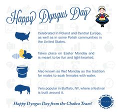 Happy Dyngus Day! Dyngus Day, Easter Monday, Central Europe, Poland, Buffalo, Meant To Be, Pride, Social Media, Holidays
