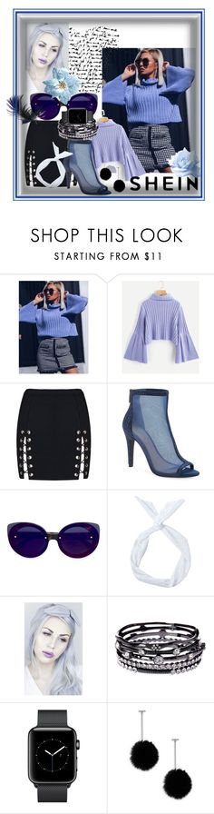 """""""SHEIN 2"""" by explorer-14332525079 ❤ liked on Polyvore featuring Jessica Simpson, RetroSuperFuture, Lulu in the Sky, ABS by Allen Schwartz and Tuleste"""