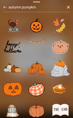 Instagram Emoji, Instagram Story Ideas, Insta Story, Fall Pumpkins, Captions, Gifs, Social Media, Fictional Characters, Art