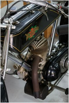 Australian made Waratah on display at the National Motorcycle Museum This… Old School Motorcycles, Antique Motorcycles, Cool Motorcycles, Motorcycle Museum, Scrambler Motorcycle, Bike Poster, Motorcycle Posters, Motorcycle Engine, Motorcycle Design
