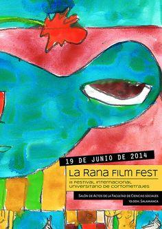 YA TENEMOS CARTEL GANADOR!!! La artista barcelonesa Natalia Quintana Fernández, ganadora del Concurso de Carteles del Festival de Cortometra...