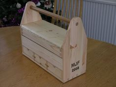 Tool tote - Reader's Gallery - Fine Woodworking