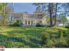 See this home on Redfin! 1510 Lexington Rd, Beverly Hills, CA 90210 2 Story Houses, Big Houses, Beverly Hills Houses, Dream Properties, Reception Rooms, Classic House, Luxury Real Estate, French Doors, Luxury Homes