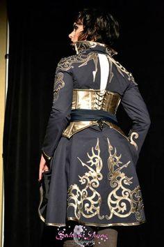 Leah Siren in Redfield Design  https://www.facebook.com/pages/Redfield-design/140148615996242
