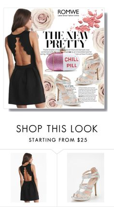"""""""Romwe IX / 12."""" by amra-sarajlic ❤ liked on Polyvore featuring Chanel and romwe"""