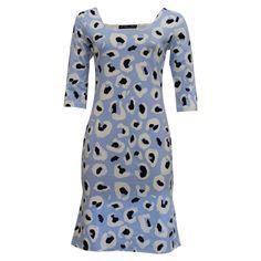ec4cea2cea128a Heerlijke voorjaars jurk Spring Blue van Juffrouw Jansen bij Dresses Only