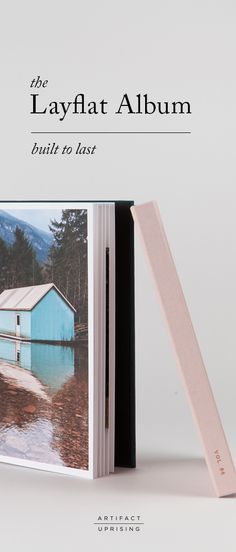 Meet the all-new Layflat Photo Album from @artifactuprsng ––Designed to inspire awe from cover-to-cover.