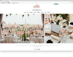 "Check out new work on my @Behance portfolio: ""Marilena Zambelli Wedding Planner Progetto web"" http://be.net/gallery/50587031/Marilena-Zambelli-Wedding-Planner-Progetto-web"