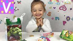 Прикольные конфеты КОРОБОЧКА СЮРПРИЗ бокс с ХАЛК Валерия Шоу Candy Sweet...