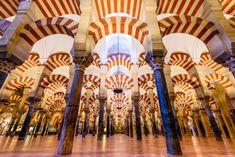 ヨーロッパ最大級のモスク「メスキータ」/スペイン、コバルト