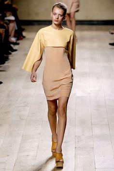 Céline Spring 2010 Ready-to-Wear Fashion Show - Bregje Heinen