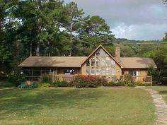 Sunrise Lodge-lovely Lakefront Vacation Home Lake Guntersville - VacationRentals.com