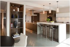 kitchen and decor details  jamesthomas : residential and commercial interior design