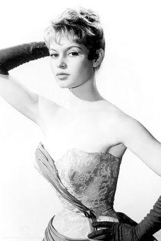 Brigitte Bardot Bare Shouldered Studio Portrait Elegant 24x36 Poster(60x91cm) | eBay