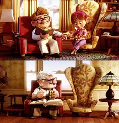 "Thanks, Edith. | The Real-Life Story That Inspired ""Up"" Is Even More Heart-Wrenching Than The Movie"