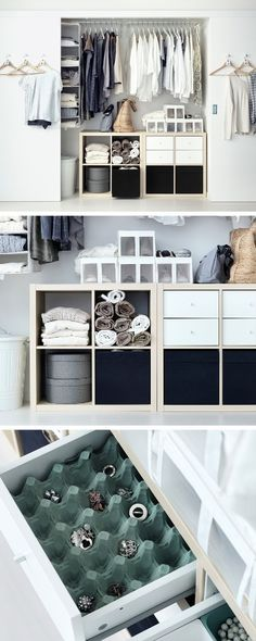 WARDROBE STORAGE: MAKE THE MOST OF YOURS - What-to-Where