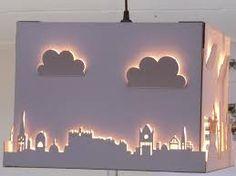 laser cut lamp shade - Google Search