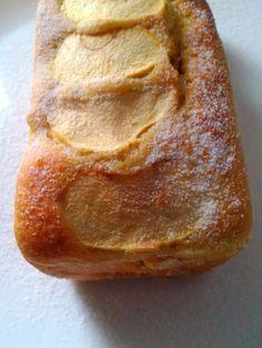 Cake aux pommes light, sans matières grasses, sans sucre ~ So Light, So good !