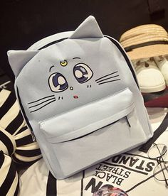 fed2c3d58e Backpacks Bags Cute Fold Canvas School Canvas Backpack