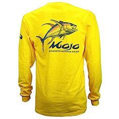 0b5e559aa4 Neon Tuna Long Sleeve T-Shirt Fishing T Shirts, Tuna, Sportswear, Atlantic