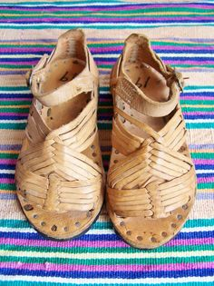 Talpa Huaraches-----------— i wonder how these would look on