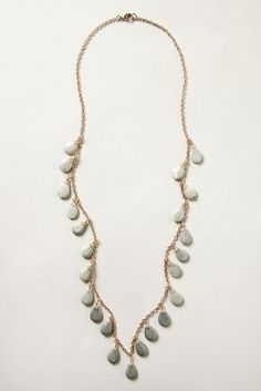 Anthropologie Spring Signs Necklace
