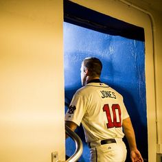 """19 seasons with the Atlanta Braves. Soon I will become Chipper Jones retired baseball player."""