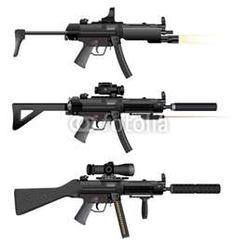H&K MP-5