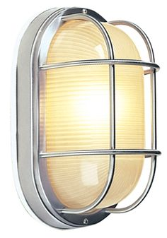 Craftmade Bulkheads 1 Light Wall Sconce or Ceiling Fixture Stainless Steel Outdoor Lighting Ceiling Fixtures Flush Mount Outdoor Ceiling Lights, Outdoor Barn Lighting, Outdoor Wall Lantern, Exterior Lighting, Outdoor Walls, Wall Lights, Room Lights, Flush Mount Lighting, Wall Sconce Lighting