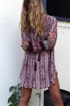Lily Long Sleeve Mulberry Decoder - Arnhem Clothing