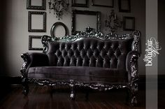 Oh my...One of the many GORGEOUS sets at The Boudoir Vixen <3