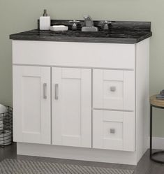 Shaker Hill collection vanity base Bath Cabinets, Pinterest Board, Kitchen And Bath, Vanity, Base, Wood, Collection, Bathroom Vanity Cabinets, Dressing Tables