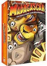 Madagascar 1 3 Collection Blu-ray: Triple bill of animated adventures. This set includes 3 discs. Madagascar Escape 2 Africa, Madagascar Movie, Penguins Of Madagascar, Dreamworks, Dvd Film, Movie Decor, Best Cleaning Products, Kung Fu Panda, Universal Pictures