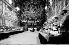 This Day in History: Nov 1, 1512: Sistine Chapel ceiling opens to public
