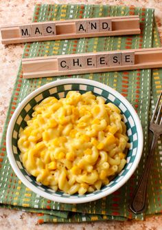 Oven Mac & Cheese with corn AND NO milk or cream - CAMPER CRAWL DISH TO PASS @Rayanne Pack @Sage Kozlowski