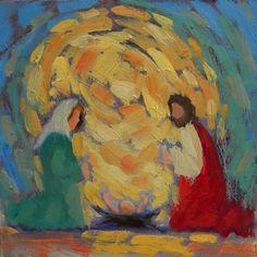 Ermuntre dich, mein schwacher Geist, und trage groß Verlangen, ein kleines Kind, das Vater heißt, mit Freuden zu empfangen. Dies ist die Nacht, darin es kam und menschlich Wesen an sich nahm, dadur...