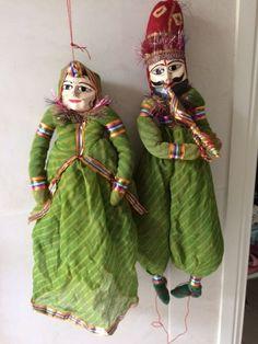 Rajasthani handmade puppets | Collectables | Gumtree Australia Auburn Area - Auburn | 1129155091