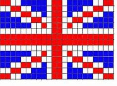 union jack knitting pattern   Yarn love   Pinterest   Union Jack ...