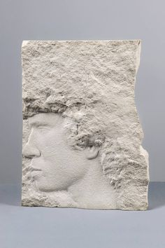 Original Portrait Sculpture by Dmitriy Grek Stone Sculpture, Sculpture Art, Stone Carving, Wood Carving, Face Expressions, Marble Stones, Stone Art, Medium Art, Buy Art
