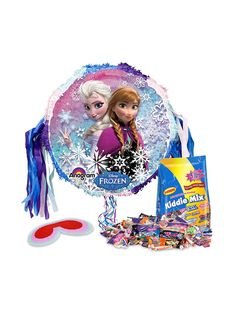 Frozen Pinata Kit | Low Priced Pinatas & Supplies