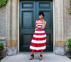 Fab Four Fashion: eShakti by Day #thefabfourfashion