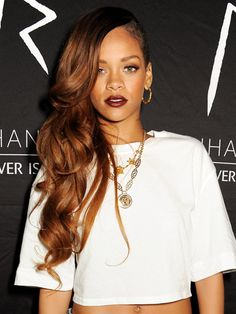 The girl that inspired the braided undercut-illusion has to be Rihanna
