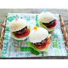 クミタス レシピ 米粉のバンズ (卵・乳・小麦不使用)