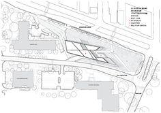Galeria - Museu de Arte Eli & Edythe Broad / Zaha Hadid Architects - 14